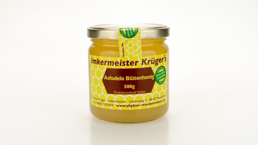 Asfodelohonig kaufen online vom Imker