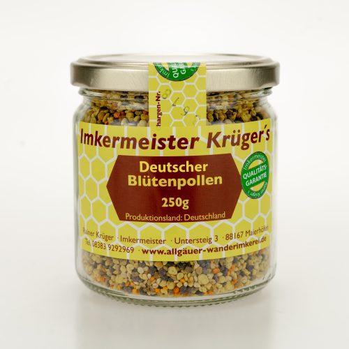 Deutscher Blütenpollen 250g