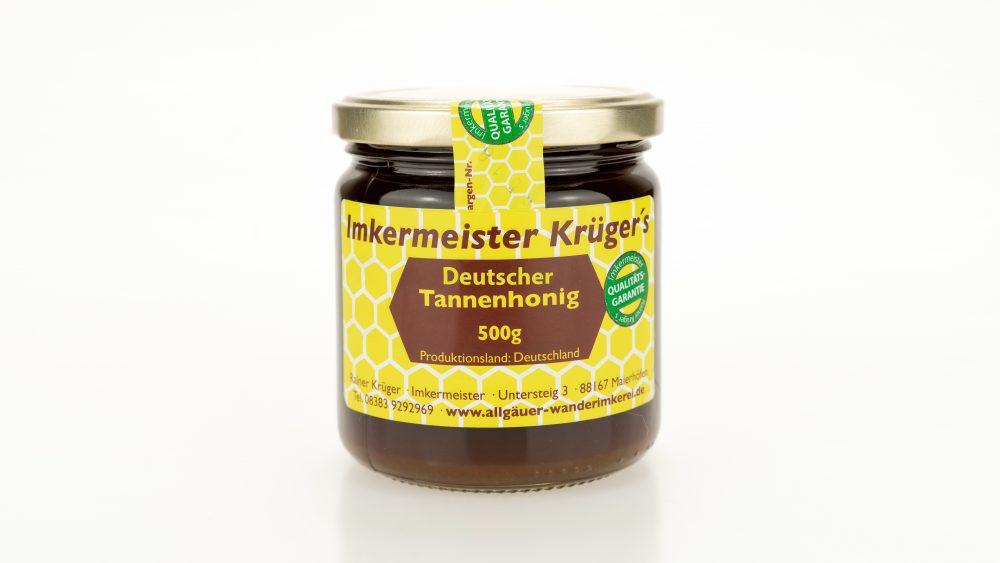 deutscher Tannenhonig kaufen
