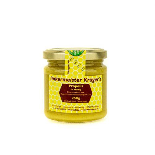 Allgäuer Wanderimkerei Propolis In Honig vom Imker online kaufen