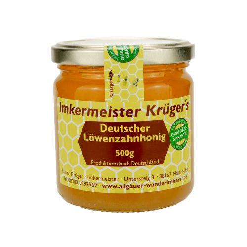 Honig Direkt Vom Imker Ihrer Allgäuer Wander Imkerei Aus Dem Allgäu Deutscher Löwenzahnhonig 02