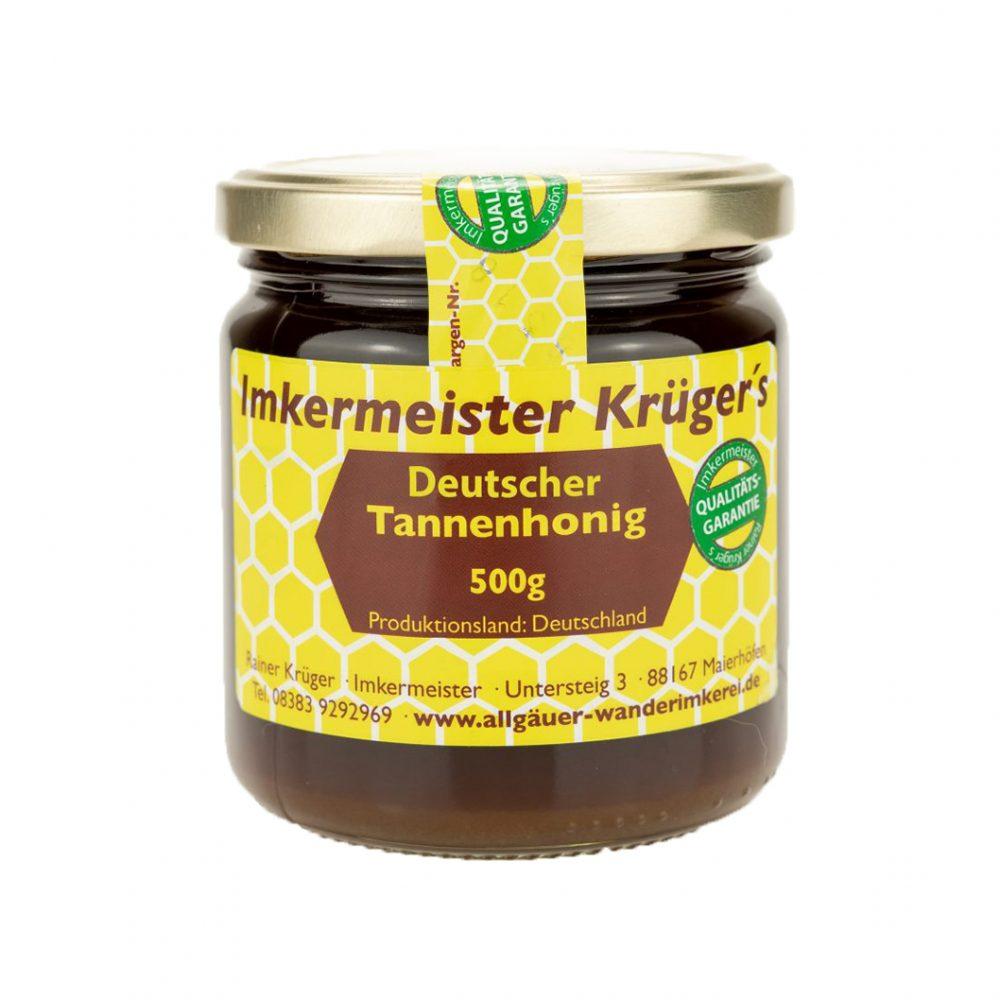 Honig Direkt Vom Imker Ihrer Allgäuer Wander Imkerei Aus Dem Allgäu Deutscher Tannenhonig 01