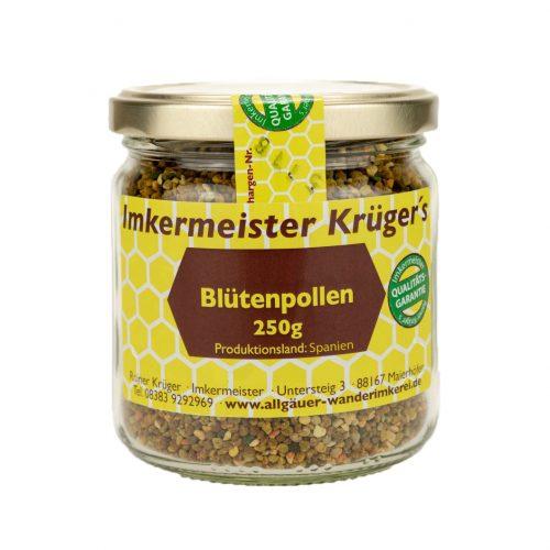 Honig Direkt Vom Imker Ihrer Allgäuer Wander Imkerei Aus Dem Allgäu Europäischer Blütenpollen (frisch) 01