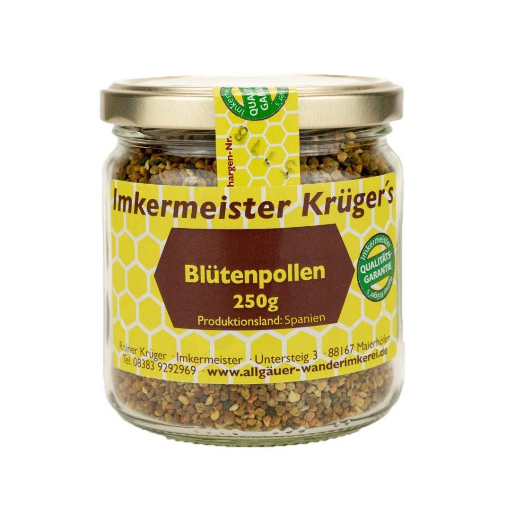 Honig Direkt Vom Imker Ihrer Allgäuer Wander Imkerei Aus Dem Allgäu Europäischer Blütenpollen (getrocknet) 01