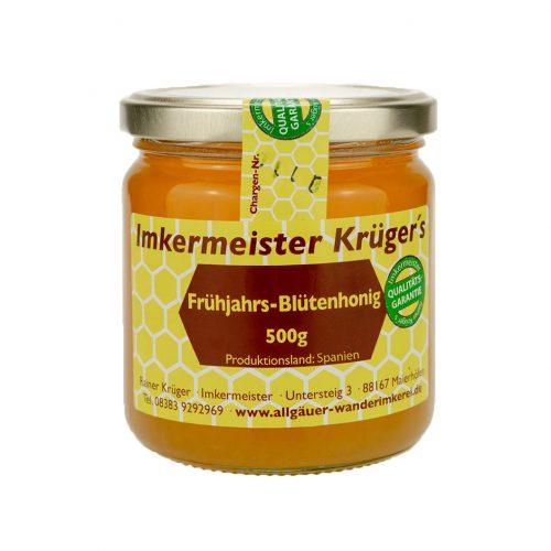 Honig Direkt Vom Imker Ihrer Allgäuer Wander Imkerei Aus Dem Allgäu Frühjahrs Blütenhonig 01