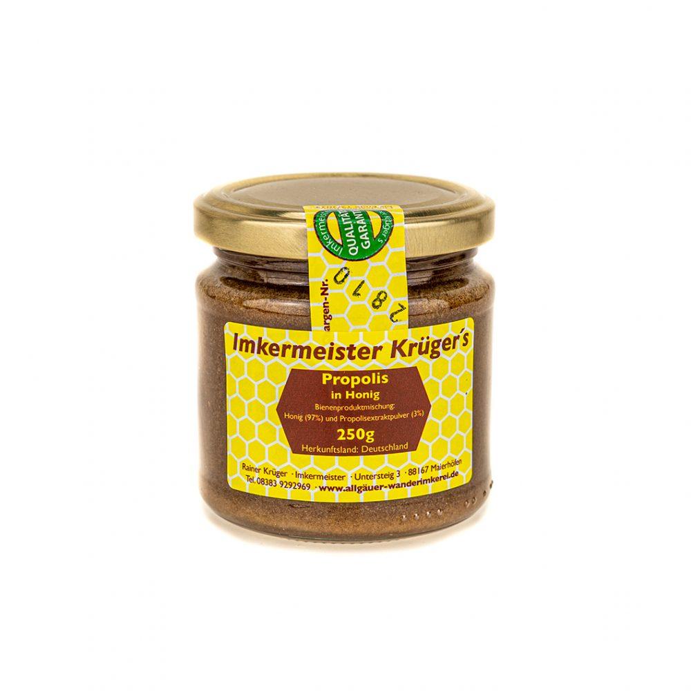 Honig Direkt Vom Imker Ihrer Allgäuer Wander Imkerei Aus Dem Allgäu Propolis Im Honig 11
