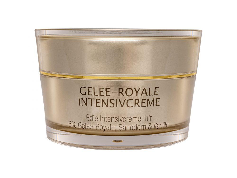 Honig Direkt Vom Imker Ihrer Allgäuer Wander Imkerei Aus Dem Allgäu Gelee Royal Intensive Creme 07
