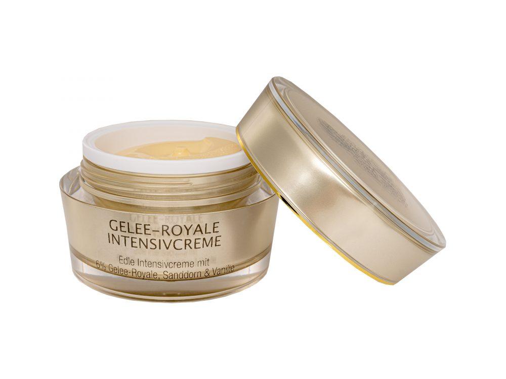 Honig Direkt Vom Imker Ihrer Allgäuer Wander Imkerei Aus Dem Allgäu Gelee Royal Intensive Creme 08