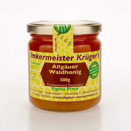 Allgäuer Lindenblüten Honig 500g
