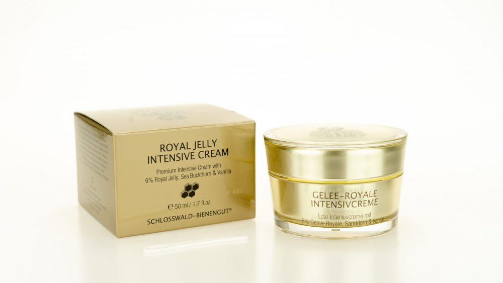 Gelee Royale Intensivcreme Gold-Tiegel 50ml