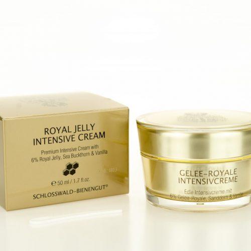 Bienenkosmetik kaufen online vom Imker - Gelee Royal (Royale) Intensivcreme