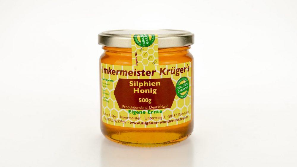 Silphien Honig 500g