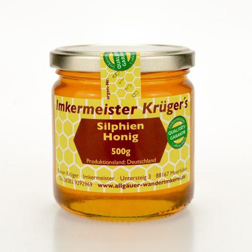 Bienenhonig - deutscher Silphienhonig kaufen