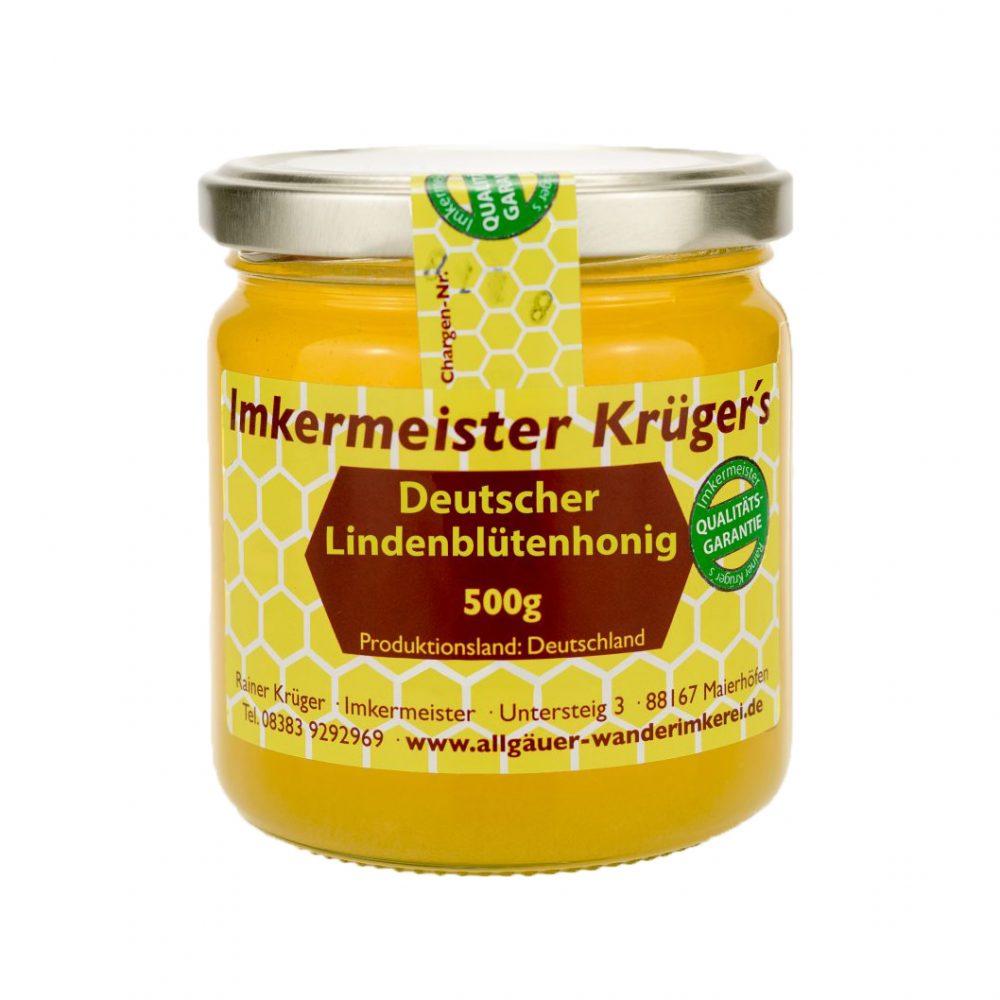 Honig Direkt Vom Imker Ihrer Allgäuer Wander Imkerei Aus Dem Allgäu Deutscher Lindenblütenhonig 02