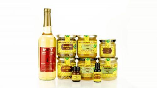 Bienenprodukte online kaufen vom Imker