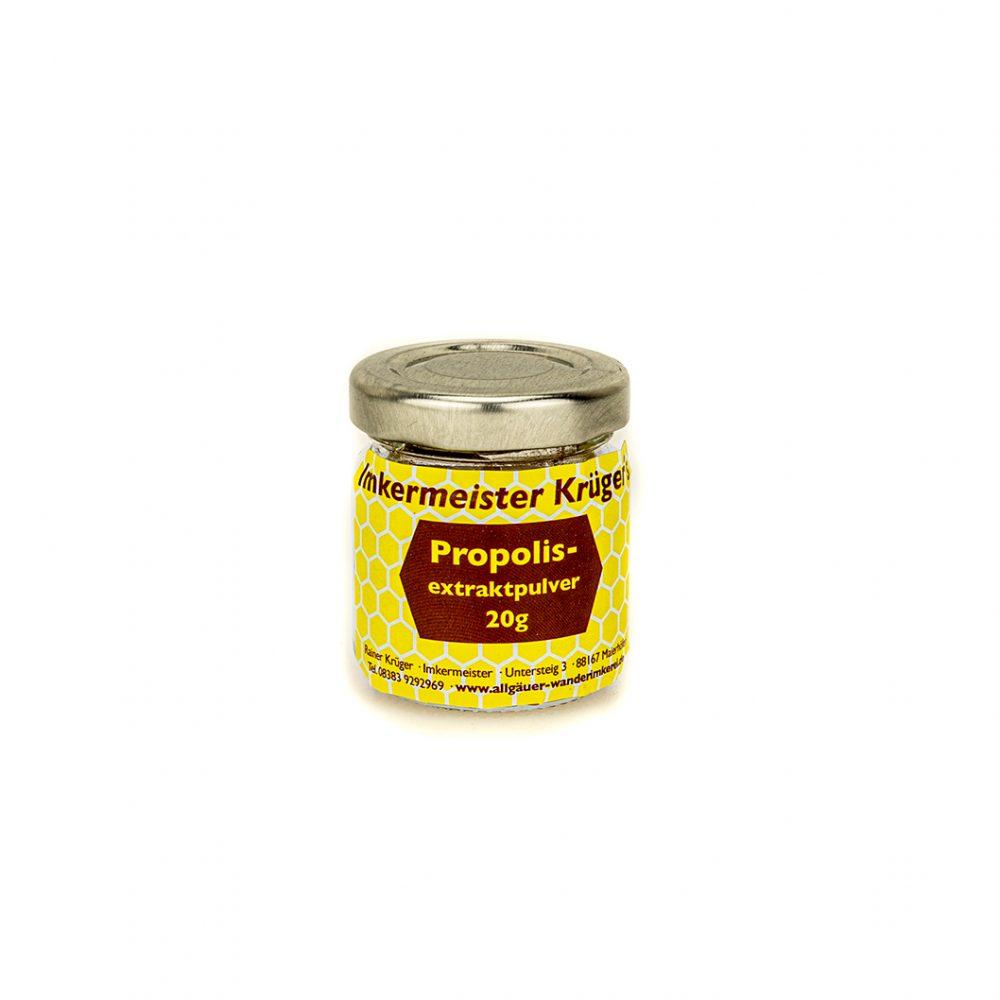 Honig Direkt Vom Imker Ihrer Allgäuer Wander Imkerei Aus Dem Allgäu Propolisextraktpulver 09