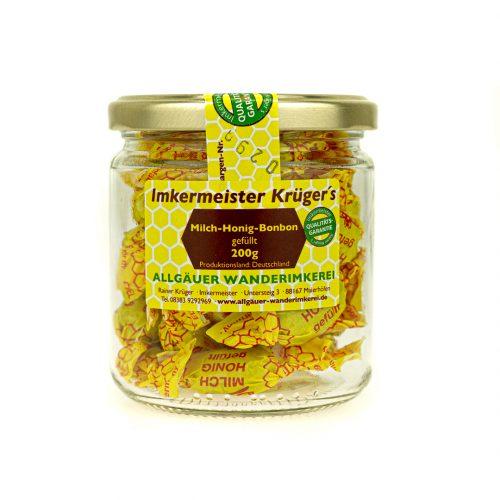Allgäuer Wanderimkerei Honig Milch Bonbon vom Imker online kaufen