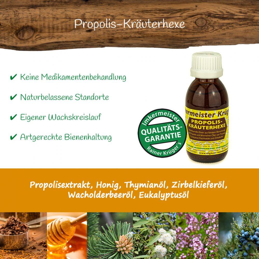 Honig Direkt Vom Imker Ihrer Allgäuer Wander Imkerei Aus Dem Allgäu Propolis Kräuterhexe 05