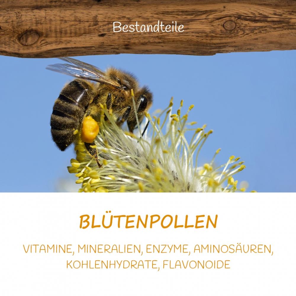 Honig Direkt Vom Imker Ihrer Allgäuer Wander Imkerei Aus Dem Allgäu BESTANDTEILE 05