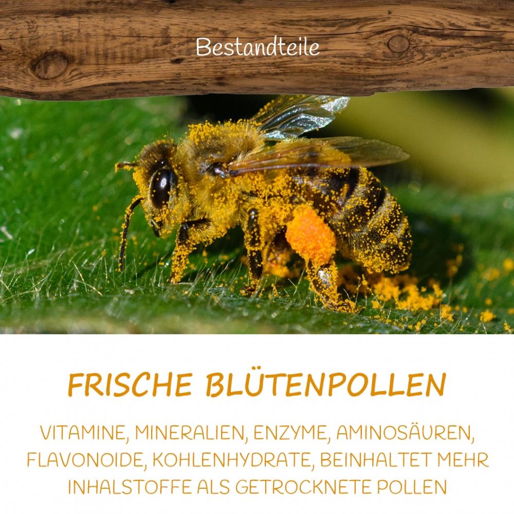 Honig Direkt Vom Imker Ihrer Allgäuer Wander Imkerei Aus Dem Allgäu BESTANDTEILE 06