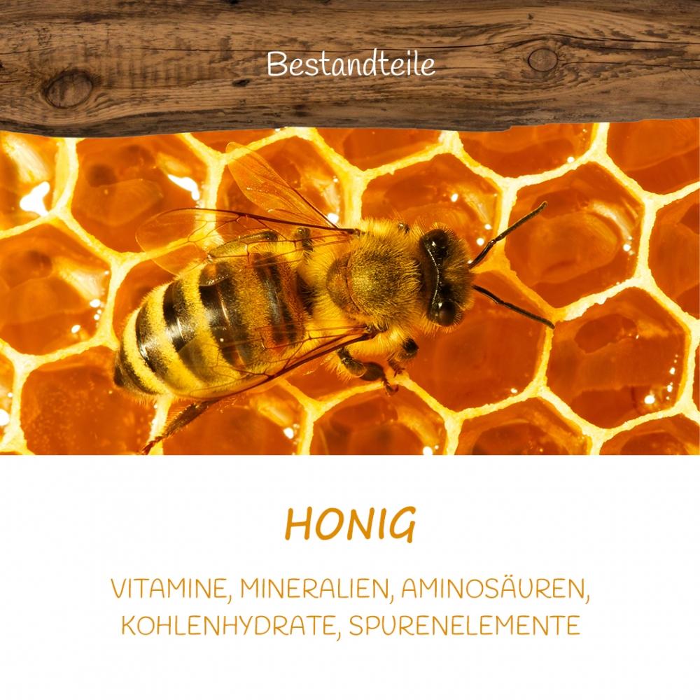 Honig Direkt Vom Imker Ihrer Allgäuer Wander Imkerei Aus Dem Allgäu BESTANDTEILE 08