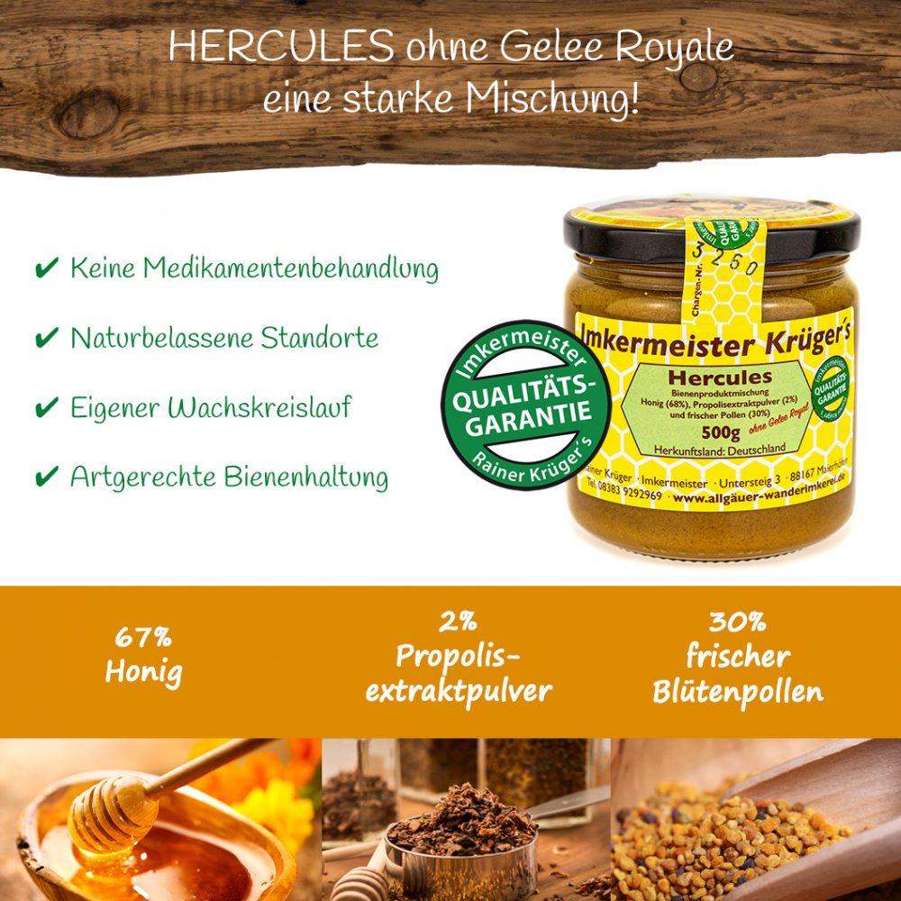 Honig Direkt Vom Imker Ihrer Allgäuer Wander Imkerei Aus Dem Allgäu Hercules Ohne Gelee Royal 14