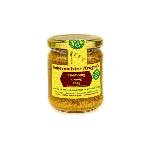Honig Direkt Vom Imker Ihrer Allgäuer Wander Imkerei Aus Dem Allgäu Efeuhonig Cremig (Wilder Efeu) 01