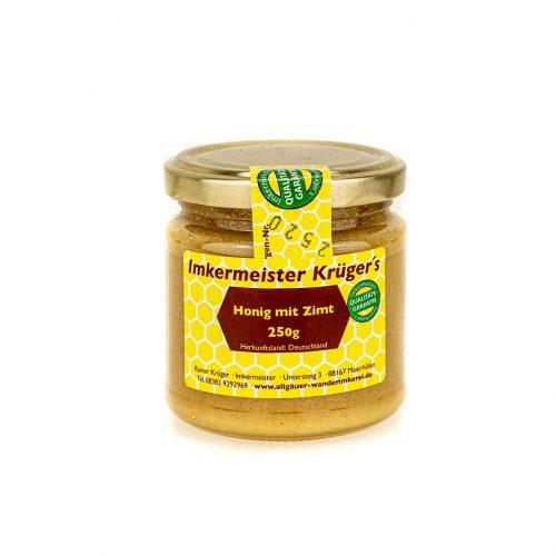 Honig Direkt Vom Imker Ihrer Allgäuer Wander Imkerei Aus Dem Allgäu Honig Mit Zimt 03